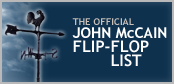 The Official McCain Flip-Flop List